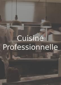 Cuisine Professionnelle